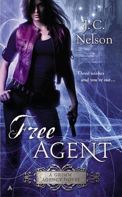Free Agent : A Grimm Agency Novel