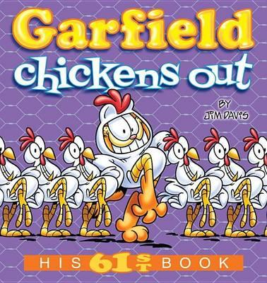 Garfield Chickens Out : His 61st Book