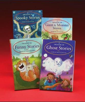 Spooky Funny Ghosts and Giants Stories