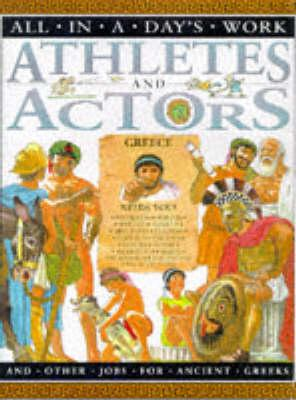 All in a Day's Work: Athletes and Actors and Other Jobs for Ancient Greeks (Cased)