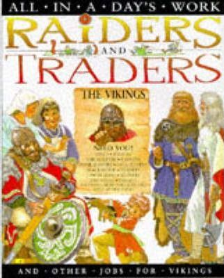 All in a Day's Work: Raiders and Traders and Other Jobs for Vikings (Cased)