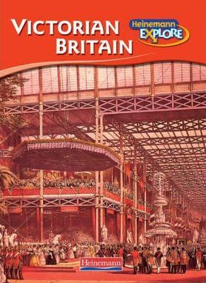 Heinemann Explore KS2 History: Victorian Britain Single User CDROM