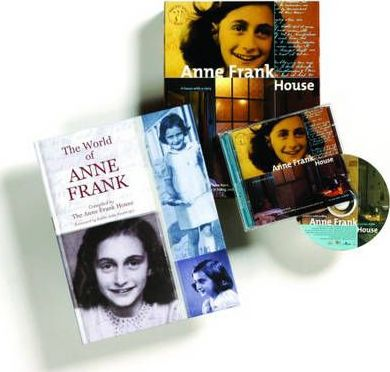 Anne Frank Topic Pack