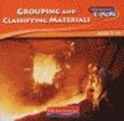 Key Stage 2 Science Topics CD-Roms: Grouping Materials - Single User