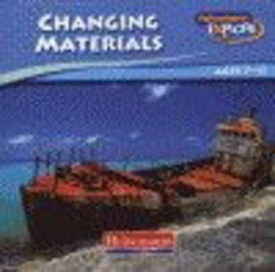 Key Stage 2 Science Topics CD-Roms: Changing Materials - Single User