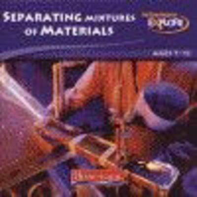Key Stage 2 Science Topics CD-Roms: Separating Materials - Single User