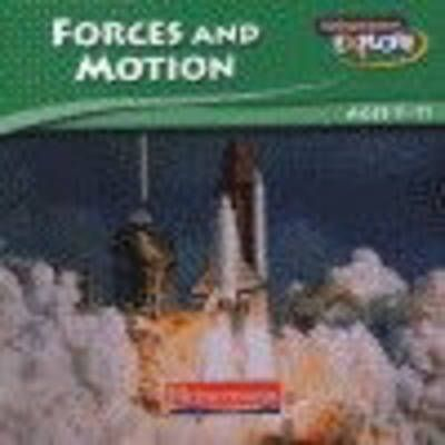 Key Stage 2 Science Topics CD-Roms: Forces and Motion - Single User