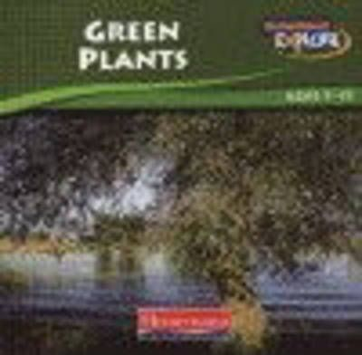 Key Stage 2 Science Topics CD-Roms: Green Plants - Multi User