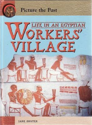 Picture The Past: Life In An Egyptian Workers Village Hardback