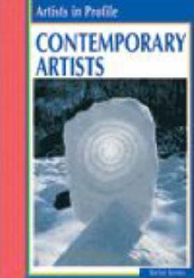 Artists in Profile: Contemporary Artists Hardback
