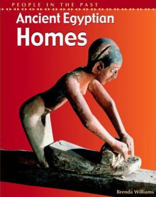 People in Past Anc Egypt Homes Paperback