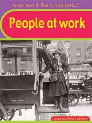 What was it like in the Past? People at Work Paperback