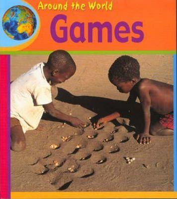 Around the World Games Hardback