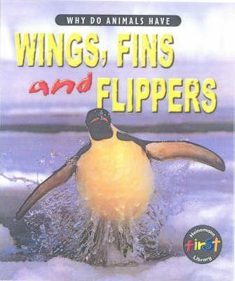 Why do Animals Have Wings & Fins Hardback