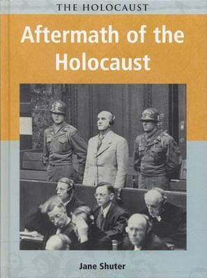 Holocaust Aftermath of the Holocaust paperback