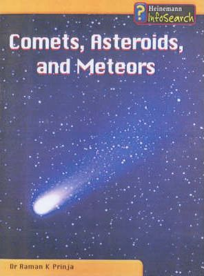 The Universe Comets & Meteors paperback