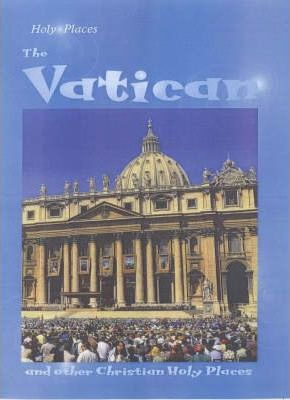 Holy Places Vatican Hardback