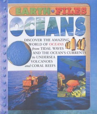 Earth Files Oceans Hardback