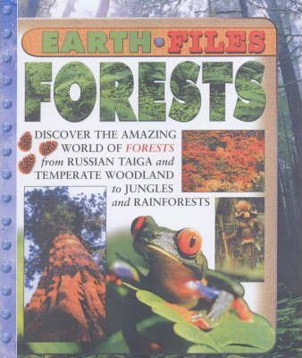 Earth Files Forests Hardback