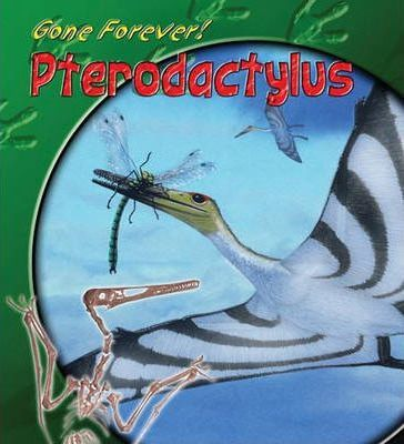 Gone Forever Pterodactyl Paperback