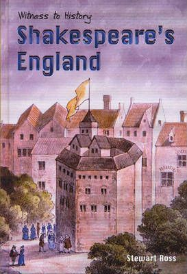 Witness to History: Shakespeares World Paperback