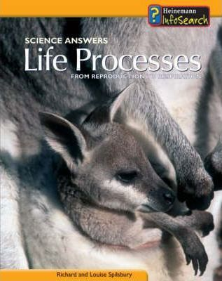 Science Answers: Life Processes Paperback
