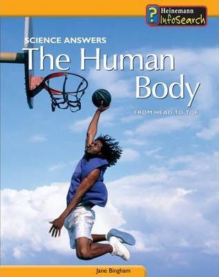 Science Answers: Human Body paperback