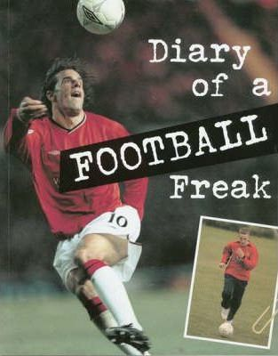 Diary of a Sports Freak Football Paperback