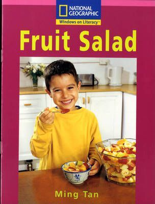 National Geographic Reception Pink Independent Reader Fruit Salad