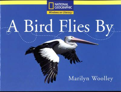 National Geographic Year 1 Yellow Independent Reader: A Bird Flies By