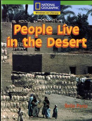 National Geographic Year 1 Green Guided Reader: People Live in the Desert