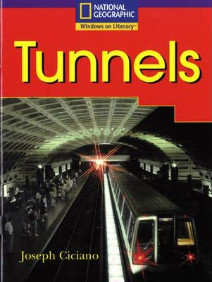 National Geographic Year 2 Purple Guided Reader: Tunnels