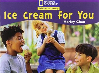 National Geographic Year 2 Purple Independent Reader: Ice Cream for You