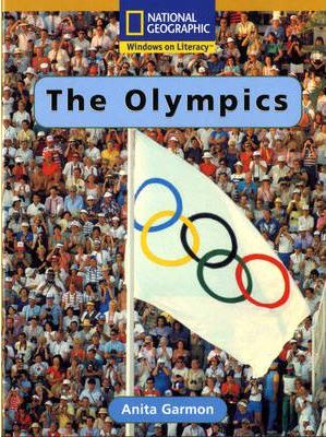 National Geographic Year 2 Gold Guided Reader: The Olympics