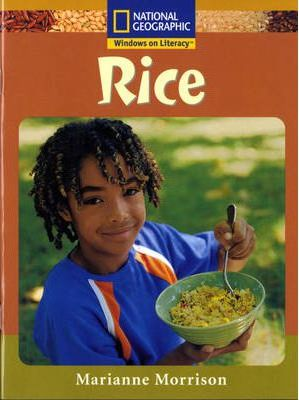 National Geographic Year 2 Gold Guided: Rice