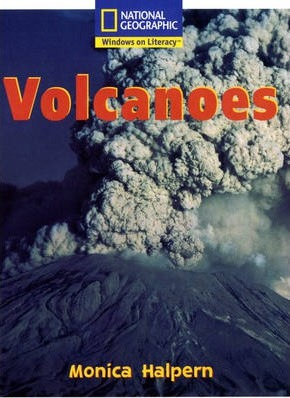 National Geographic Year 2 White Guided Reader: Volcanoes