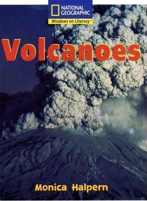 National Geographic Windows on Literacy White Level: Volcanoes Guided Reading Pack