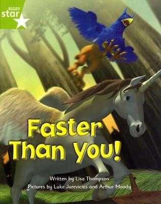 Fantastic Forest Green Level Fiction Faster than You!