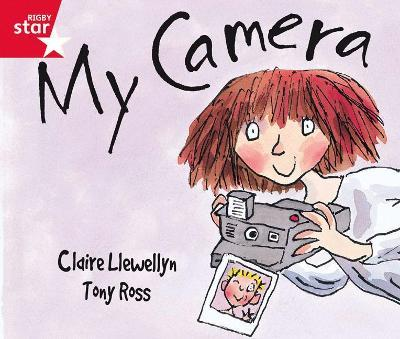 Rigby Star Guided Reception: Red Level: My Camera Pupil Book (Single)