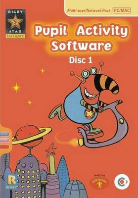 Rigby Star Guided Reception/P1: Pupil Activity Software Multi User: Disc 1