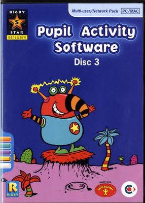 Rigby Star Guided Yr2/p3: Software Multi User: Disc 3