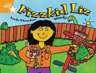 Rigby Star Guided 2 Orange Level: Fizzkid LiPupil Book (single)