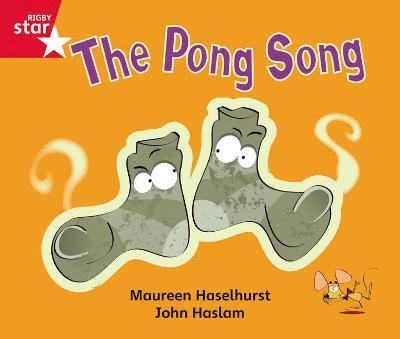 Rigby Star Guided Phonic Opportunity Readers Red: The Pong Song