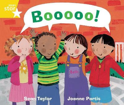 Rigby Star Guided Phonic Opportunity Readers Yellow: Boooo!