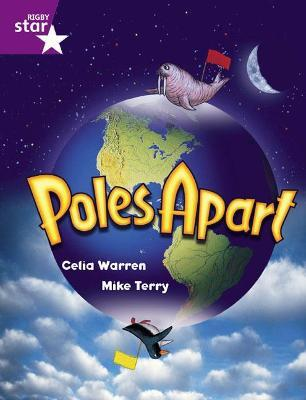 Rigby Star Guided 2 Purple Level: Poles Apart Pupil Book (single)
