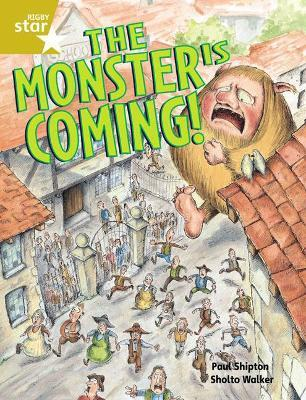 Rig Star Guided 2 Gold Level The Monster is Coming Pupil Book (single)