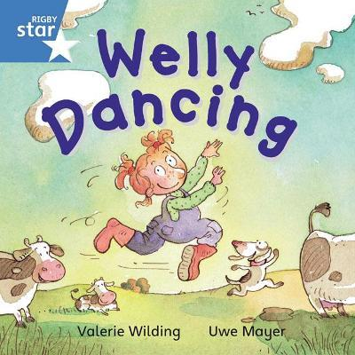 Rigby Star Independent Blue Reader 2: Welly Dancing