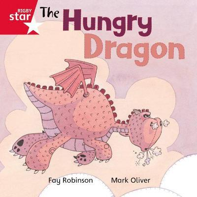 Rigby Star Independent Red Reader 8: What Will Dragon Eat?