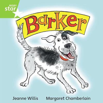 Rigby Star Independent Green Reader 2 Barker