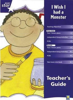 Rigby Star Shared Fiction & Non-Fiction Teacher Guide Pack